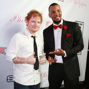 "Game Says He Has ""Big Things In The Works"" With Ed Sheeran"