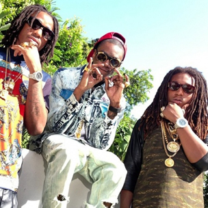 Migos Members Allegedly Rob Concert Organizers At Gunpoint