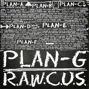 "RAWCUS ""Plan-G"" Release Date, Cover Art, Tracklist, Download & Mixtape Stream"