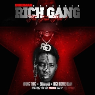 "Rich Gang ""Rich Gang Tour 1"" Release Date, Cover Art, Tracklist, Download & Mixtape Stream"