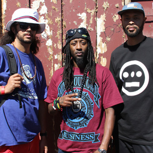 Souls Of Mischief Recall Their 20 Year History & Having A Website In 1995