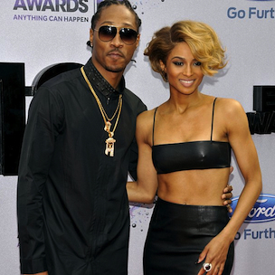Future & Ciara Reportedly Reunite After Calling Off Engagement