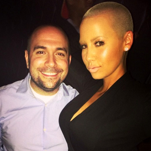 Wiz Khalifa Cheated On Amber Rose With Twins, According To Peter Rosenberg