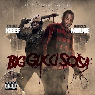 "Gucci Mane & Chief Keef ""Big Gucci Sosa"" Release Date, Cover Art, Tracklist, Download & Mixtape Stream"