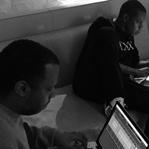 Instagram Flexin: Jay Electronica Hits The Studio With Jay Z & No I.D.