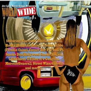 "Jet Life Recordings ""World Wide Hustlers"" Release Date, Cover Art, Tracklist, Download & Mixtape Stream"