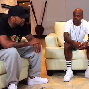 Method Man, Dame Dash Discuss Battle Rap Pride, Profitability
