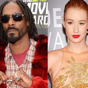 "Iggy Azalea On Snoop Dogg Instagram Beef: ""He Acts Another Way To My Face"""
