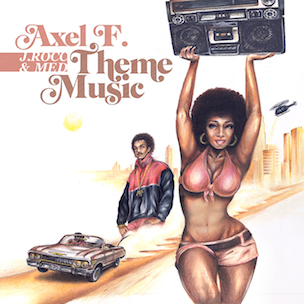 "AXEL F. ""Theme Music"" Release Date, Cover Art & Tracklist"