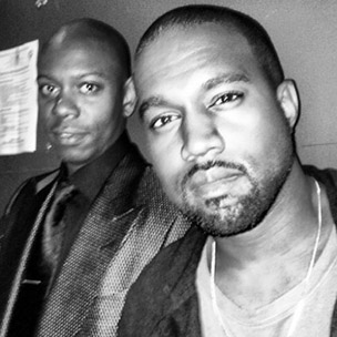 Kanye West Dehumanized By Paparazzi, Says Dave Chappelle