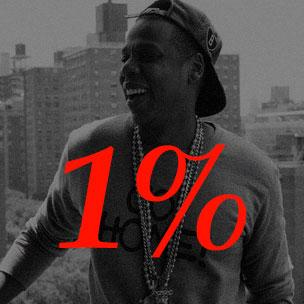 "The One Percent: Does 2014 Mark Hip Hop's ""Members Only"" Platinum Plaque Era?"