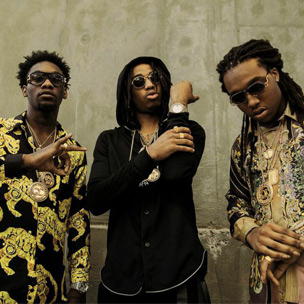 Quavo Of Migos Allegedly Has His Chain Snatched In DC