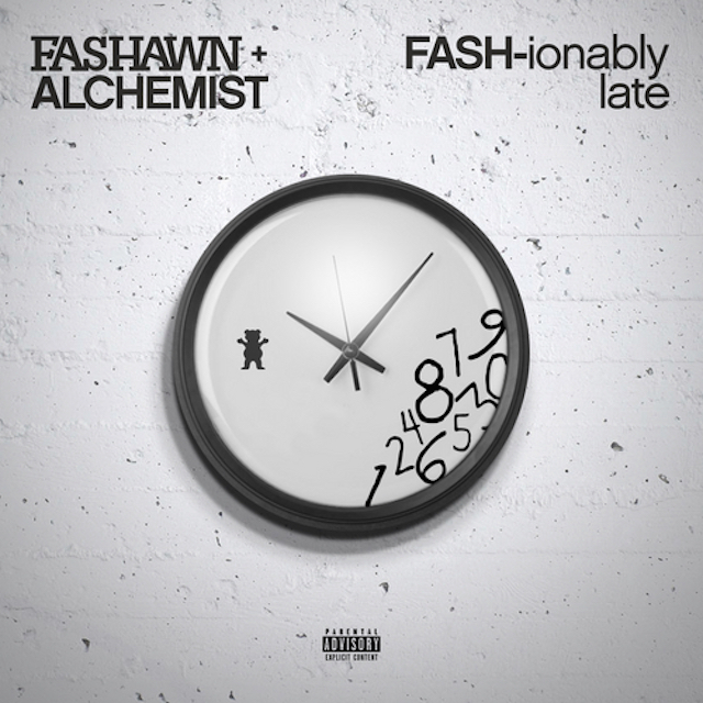 """Fashawn + Alchemist """"FASH-ionably Late"""" Release Date, Cover Art, Tracklist, Download & Mixtape Stream"""