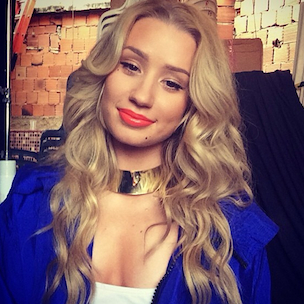 Iggy Azalea Responds To Kendrick Lamar's Encouragement