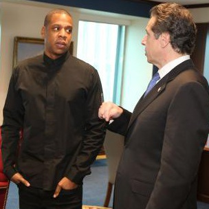 Jay Z, Russell Simmons Speak With Governor Cuomo Regarding Police Brutality