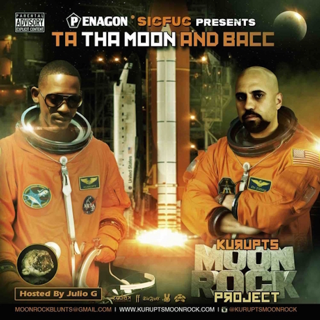 "Kurupt ""Kurupt's Moon Rock"" Release Date, Cover Art, Tracklist, Download & Mixtape Stream"