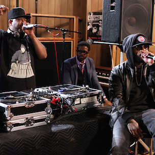 """DJ Premier, Royce Da 5'9 And Adrian Younge Tell The Events Leading To """"PRhyme;"""" Talks Production And Sampling"""