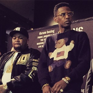 "Fabolous & DJ Mustard Discuss Jay Z & Roc Nation's ""Throne Boxing"""