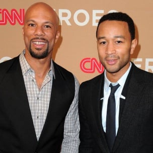 "Common & John Legend Win Oscar For Best Original Song For ""Glory"""
