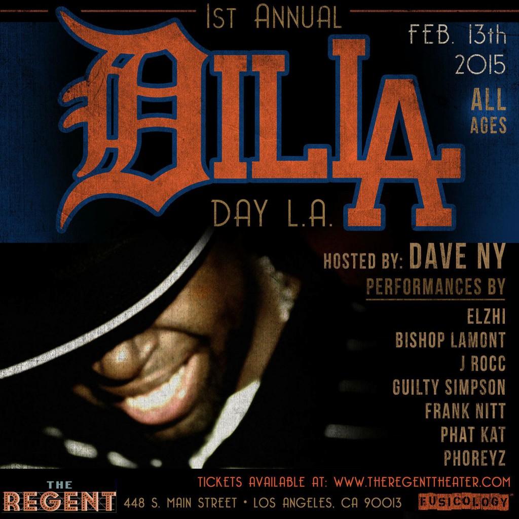 Dilla Day LA