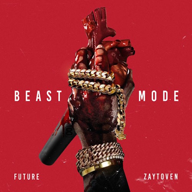 "Future & Zaytoven ""Beast Mode"" Release Date & Cover Art"