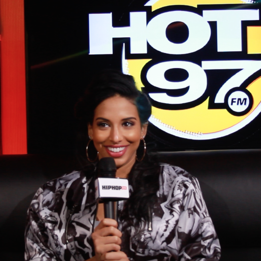 Hot 97's Nessa Discusses Replacing Angie Martinez & Becoming The Voice Of A Generation