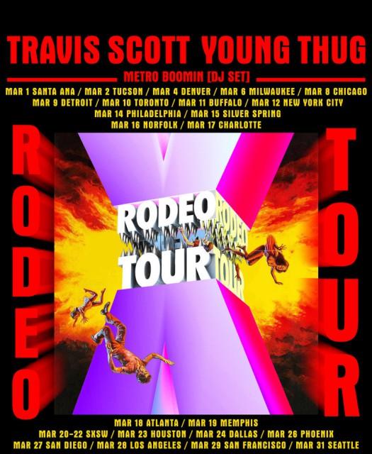 Travis Scott Tour