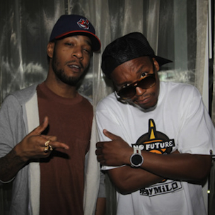 "Lupe Fiasco Slams Kid Cudi: ""If I See Him In The Streets It's Getting Ugly"""