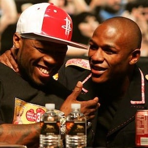 50 Cent On Floyd Mayweather: You Don't Tell Him What To Do