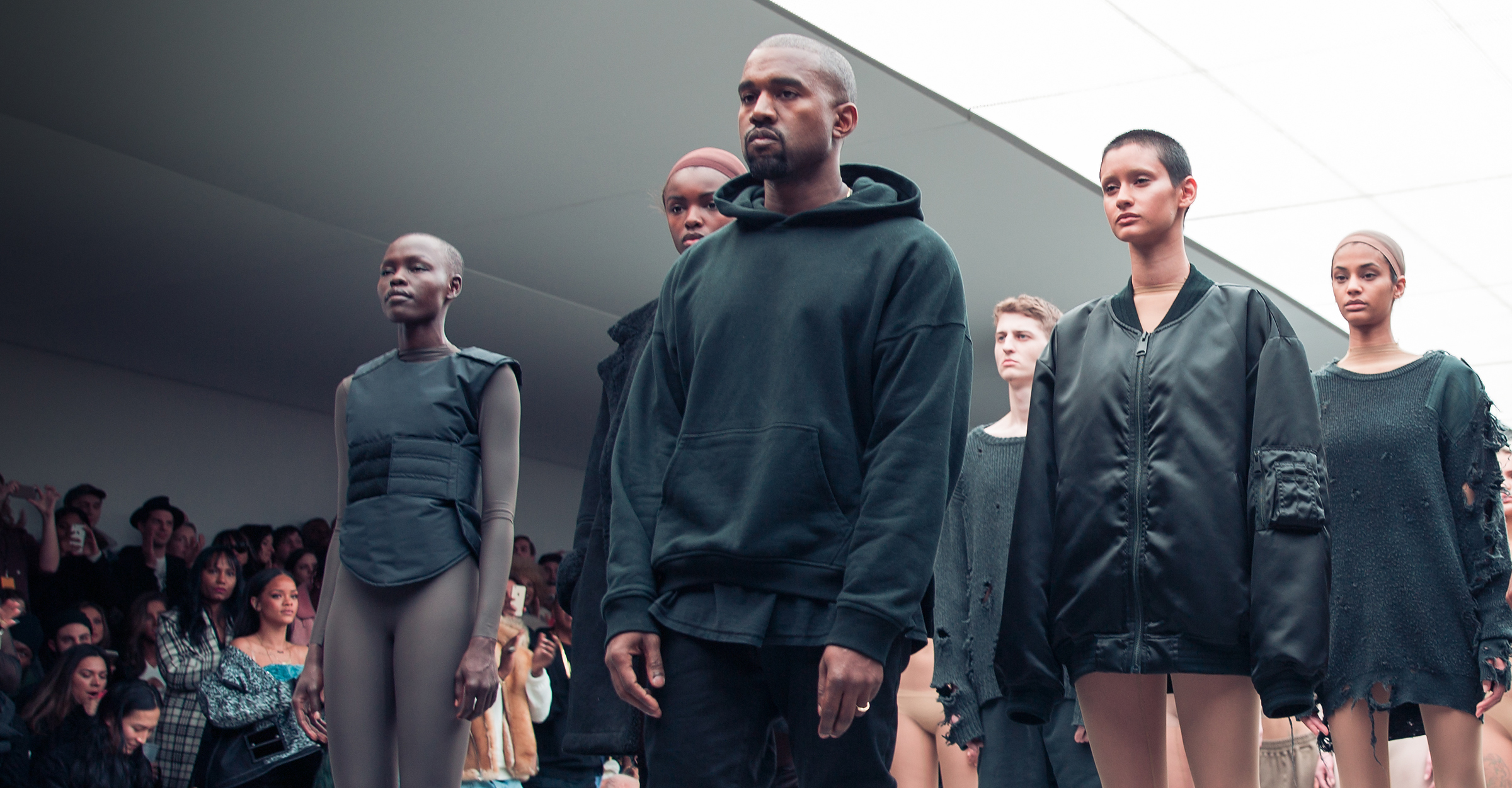 0ca13aa28726e Kanye West   Vic Mensa Preview Apparel From Kanye s adidas Line ...