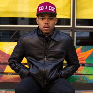 "Chance The Rapper To Star In Movie ""Slice"""