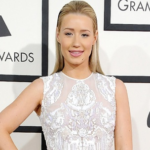 Iggy Azalea Reacts To Being Nominated For Four Grammy Awards