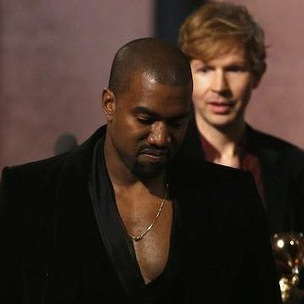 """Kanye West Says """"Voices In My Head"""" Behind Grammy Incident"""