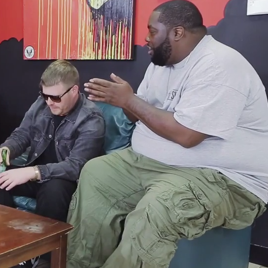 Run The Jewels Debates Societal Issues With Children