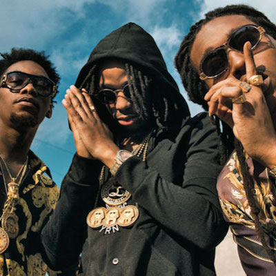 """Migos Plans To Release """"Yung Rich Nation"""" Clothing Line"""