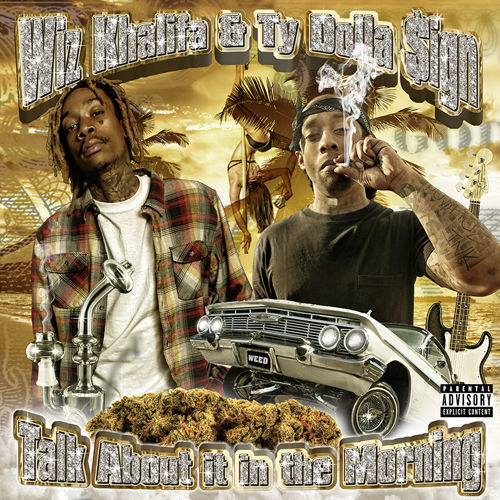 """Wiz Khalifa & Ty Dolla $ign """"Talk About It In The Morning"""" Release Date, Cover Art, Tracklist & EP Stream"""