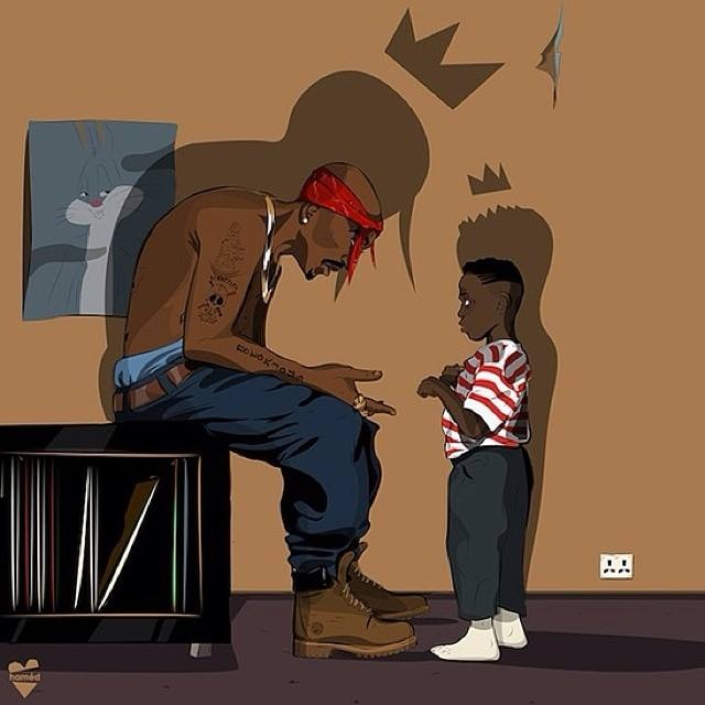 (Im)mortal Men: Kendrick Lamar, Tupac Shakur, And The Pimping of Butterflies
