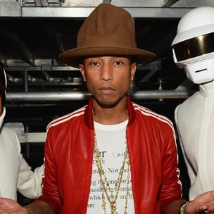 """Pharrell Says """"Blurred Lines"""" Ruling Will Handicap Creatives"""