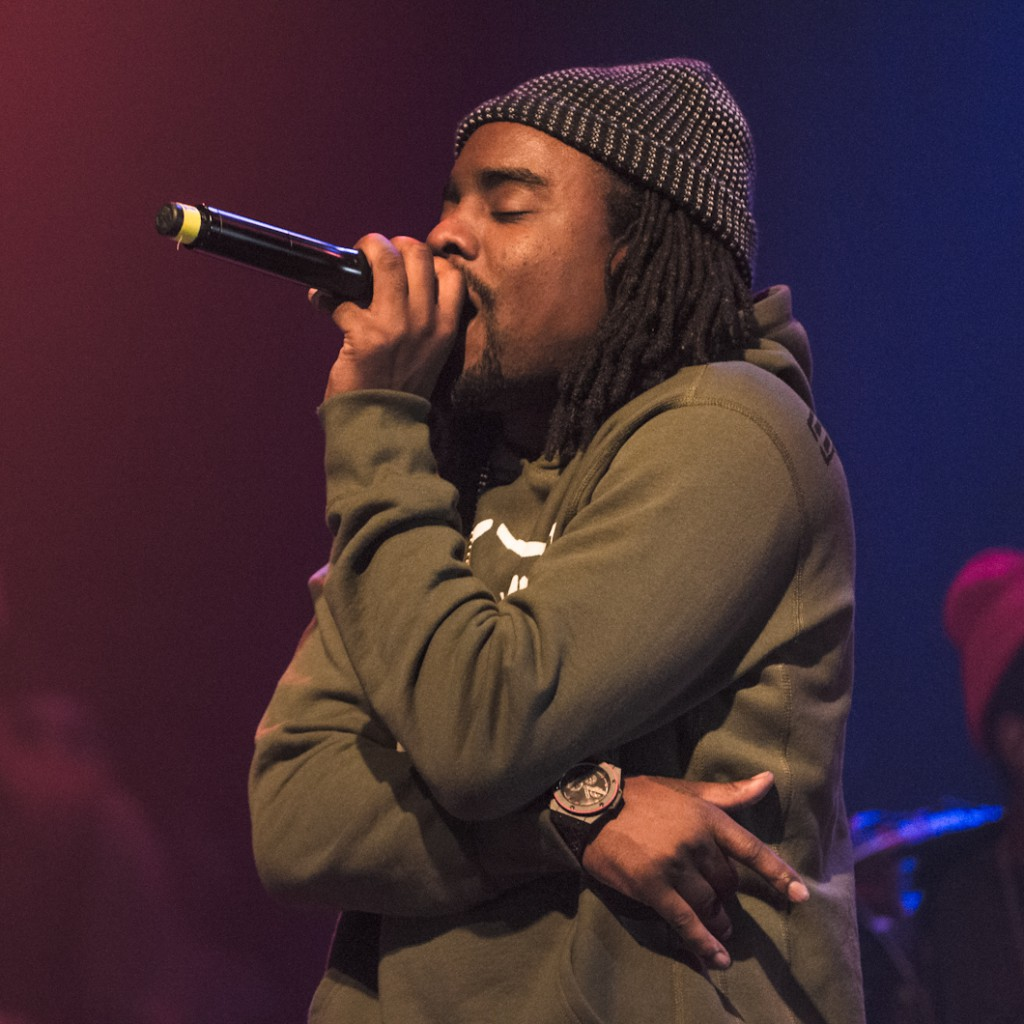 "Wale Says He ""Put [His] Best Foot Forward"" With ""The Album About Nothing"""