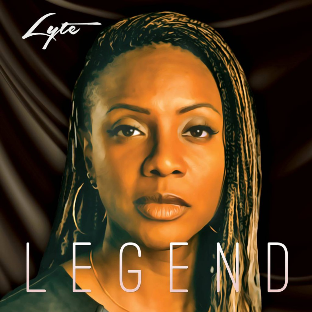 "MC Lyte To Release Vinyl-Only ""Legend"" Album"