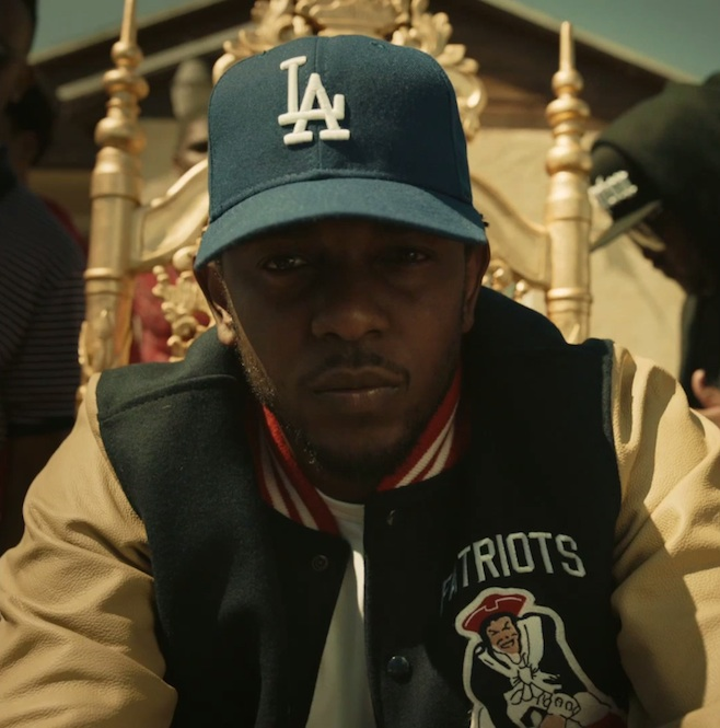 """Kendrick Lamar Gives Props To Lil B & Lil Wayne As """"Most Influential"""""""