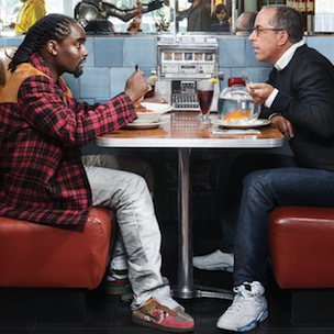 Jerry Seinfeld Details Wale Relationship, Opinion Of 'The Album About Nothing'