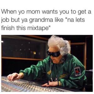 GrannyMixtape