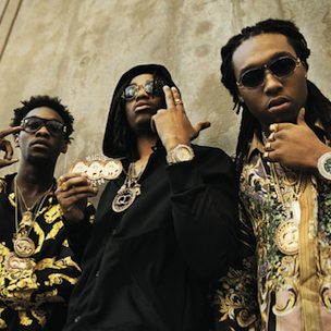 """Migos Explain Stepping Up For """"YRN: Yung Rich Nation"""""""