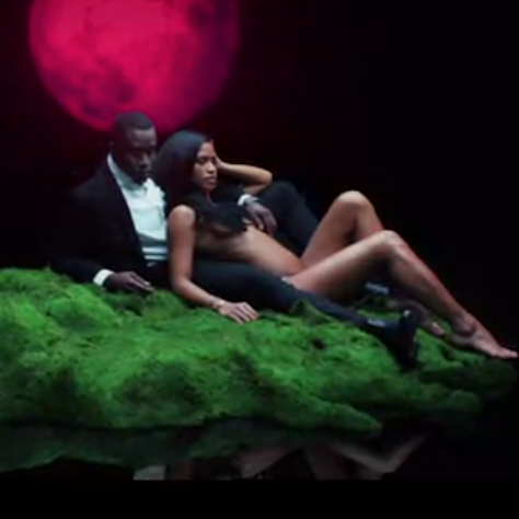 """Puff Daddy & Cassie NSFW """"3 AM"""" Fragrance Commercial"""