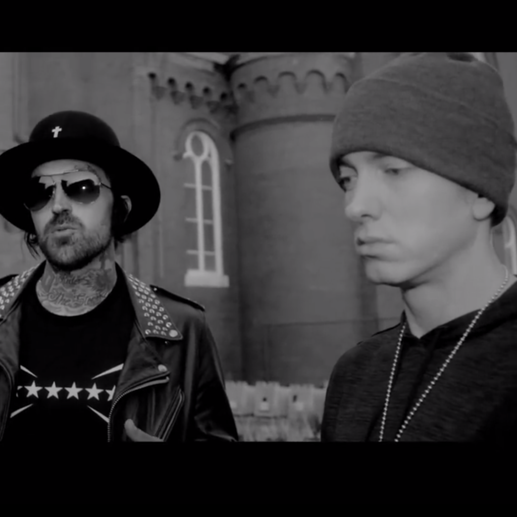 "Eminem & Yelawolf Discuss ""Love Story"" Album"