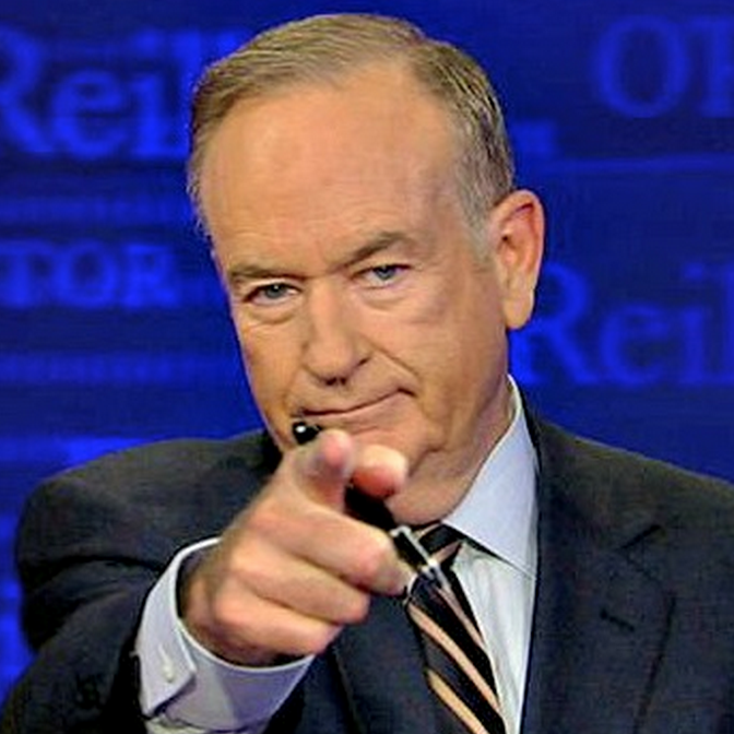 Bill O'Reilly Blames Rap Music For Decline In Christianity