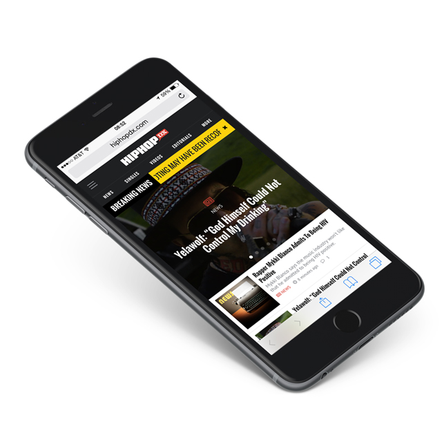 HipHopDX Mobile v2.0 (Part 1) - June 14, 2015