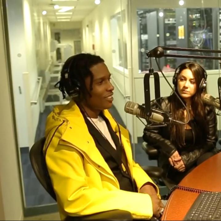 A$AP Rocky Discusses Wiz Khalifa's Smoking Habits
