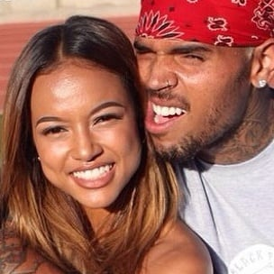 Chris Brown & Karrueche Tran Argue On Social Media